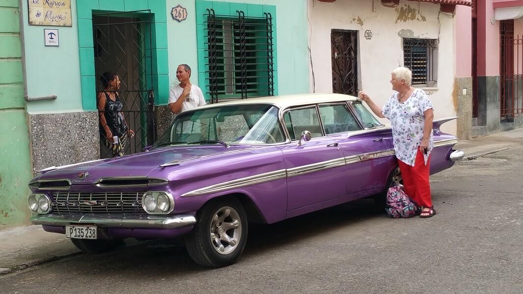 mooiste plaatsen van Cuba oldtimer