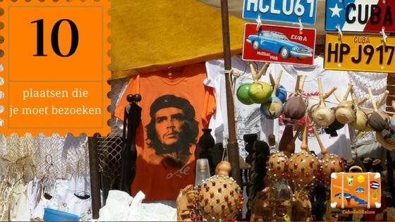 Cuba bezienswaarigheden en mooiste plaatsen portada