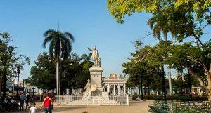 Cuba bezienswaardigheden Jose Marti Park