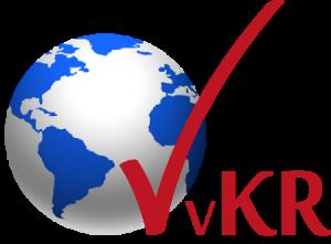 Cuba tailor trips. VVKR Logo.