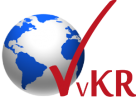 Cuba reizen op maat. VvKR logo.