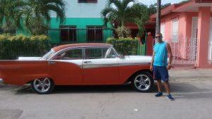 Cuba specialist Chauffeur Ricardo