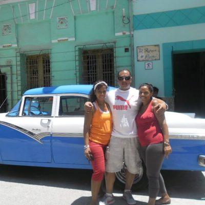 Chaffeur en Casa Havana