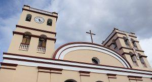 Cuba bezienswaardigheden Baracoa kerk