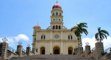 Cuba sitios de interes Catedral en Santiago