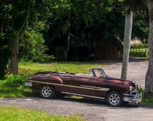 Reisgids Cuba oldtimer in Vinales