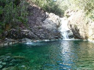 Cuba rondreis Het andere deel van Cuba Baracoa rivier