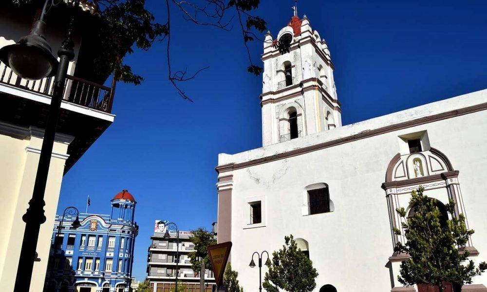 Cuba sitios de interes Camaguey centro del pueblo