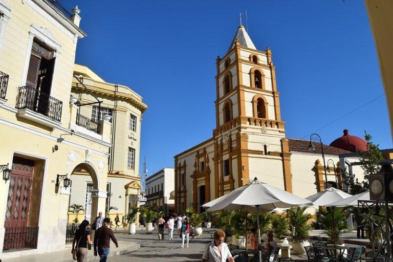 Cuba rondreis Het andere deel van Cuba Camaguey mooi kerk