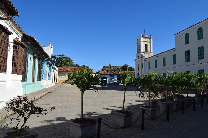 Cuba rondreis Het andere deel van Cuba Camaguey centrum kerk