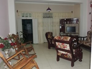 Cuba rondreis Het andere deel van Cuba casa particular Camaguey - Casa Lourdes