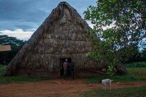 Cuba bezienswaardigheden Viñales tabak huis