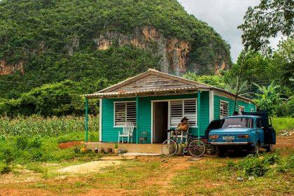 Cuba bezienswaardigheden Viñales huisje Viñales