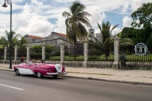 Cuba Viajes sitios de interés La Habana auto americano