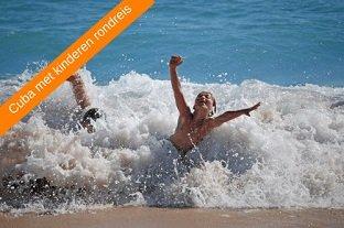 Cuba rondreis Cuba met kinderen strand