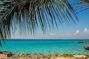 Cuba bouwstenen Cuba Natuurparadijs strand om te snorkelen