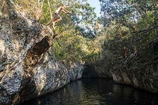 Programa corto Cuba Paraíso Natural Cenote
