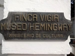 Cuba rondreis Excursie Finca Vigia Hemingway