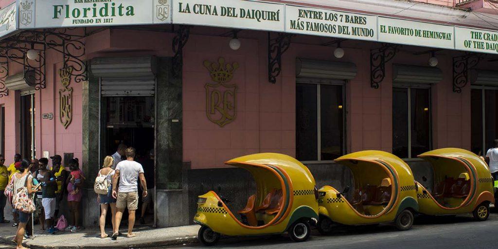 Cuba bezienswaardigheden Havana Floridita