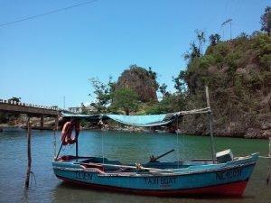 Cuba tour The other part of Cuba Baracoa boat