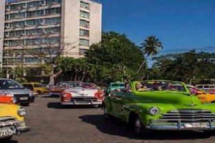 Product bouwsteen Havana kassieke auto