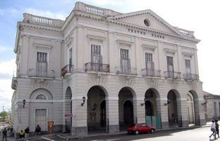 Cuba Viajes sitios de interés Matanzas Teatro Sausto