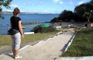 Sitios de interés en Matanzas playa el Tenis