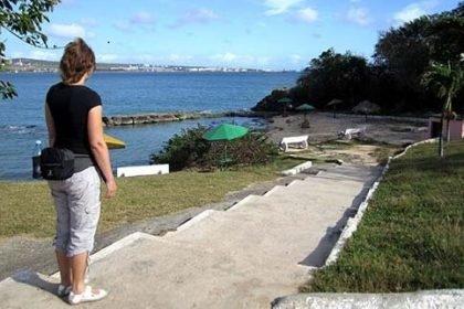 Cuba bezienswaardigheden Tenis strand