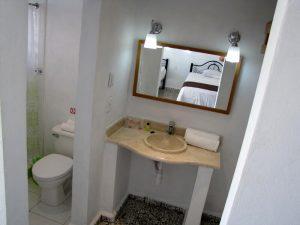 Casas particulares shower Cienfuegos
