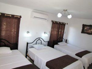 Casas particulares witte slaapkamer Cienfuegos