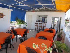 Casas particulares terraza Cienfuegos