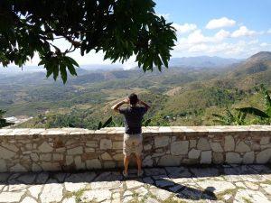 Cuba Viajes circuitos La otra mitad de Cuba Santiago de Cuba mirador de Boniato