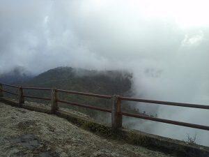 Cuba rondreis Het andere deel van Cuba Gran Piedra wolken