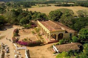 Cuba sitios de interés Trinidad Iznaga