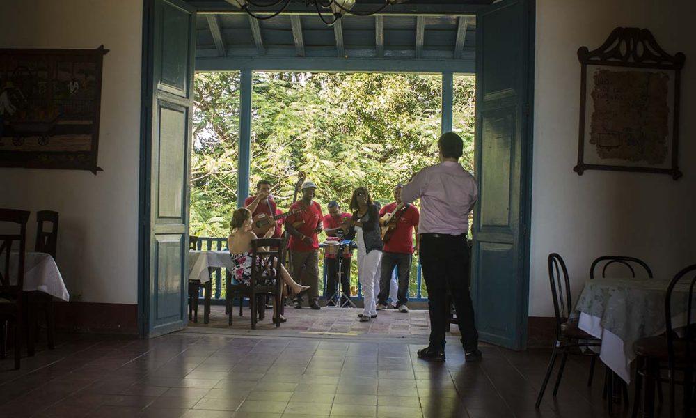 Cuba sitios de interes Trinidad Cachita