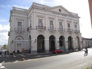 Cuba bouwstenen Speciaal Matanzas Sauto Theater