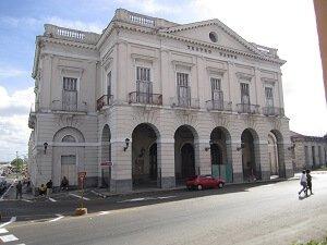 Cuba programas cortos Matanzas Especial Teatro Sauto.