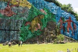 Cuba Viajes circuito La isla de tus sueños Mural