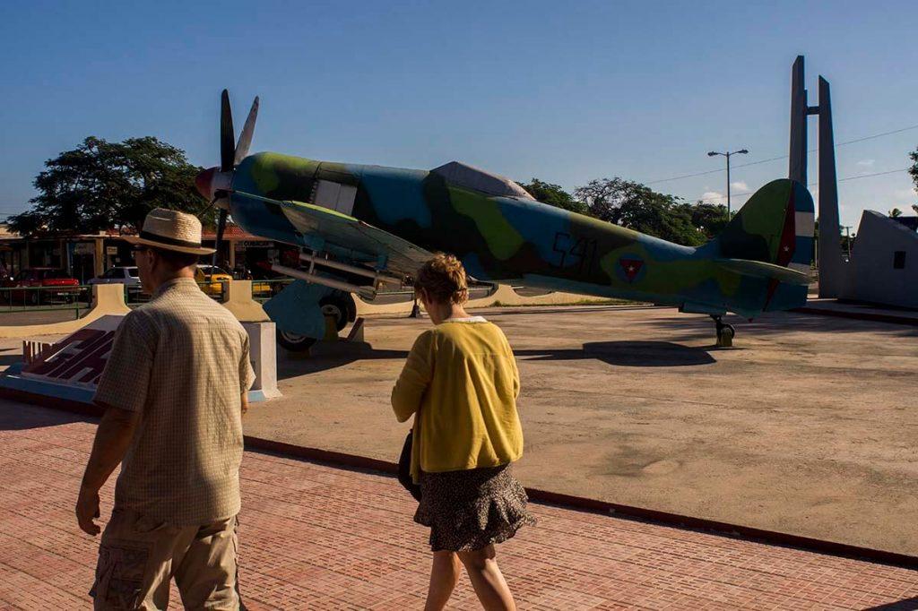 Cuba bezienswaardigheden Playa Giron musea bezoekers