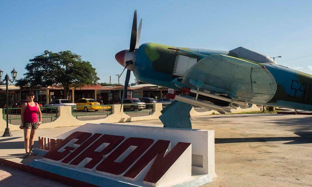 Cuba sites of interest Playa Giron museum