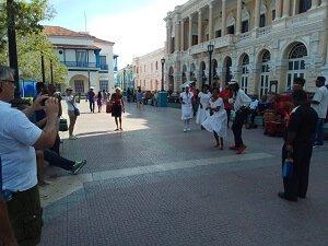 Cuba Viajes circuitos La otra mitad de Cuba el centro de la ciudad de Santiago de Cuba