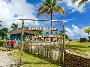 Cuba rondreis Het andere deel van Cuba Baracoa Parque Humboldt