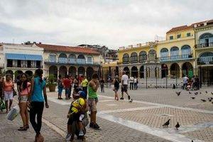 Cuba bezienswaardigheden Havana Plaza cervecera