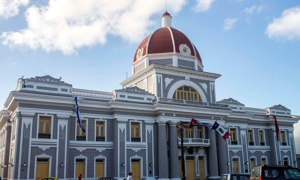 Cuba sitios de interes cienfuegos ayuntamiento en Cienfuegos