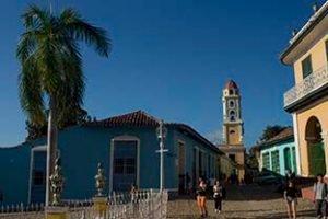 Cuba bouwstenen Terug naar het verleden centrum