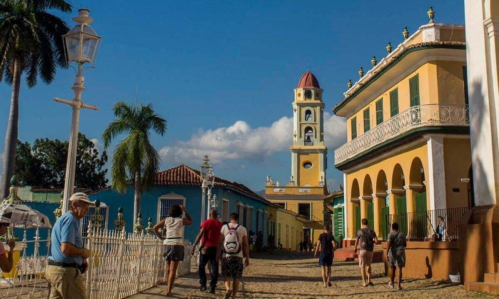 Cuba sitios de interes centro de Trinidad