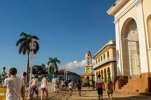 Cuba sitios de interés excursión en Trinidad