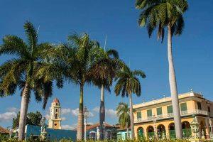 Cuba Viajes sitios de interés parque Trinidad