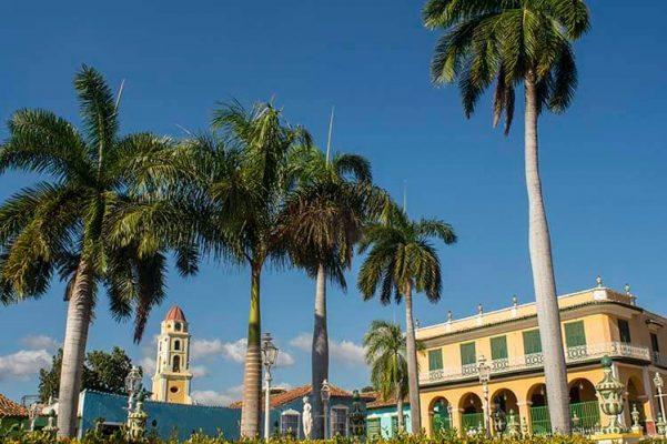 Cuba bezienswaardigheden Trinidad Park