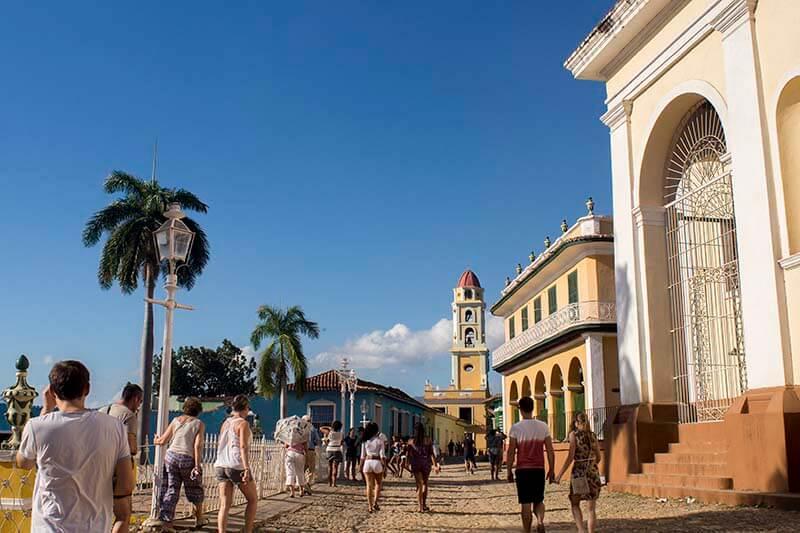 Cuba rondreis Havana en het Centrum Trinidad centrum group